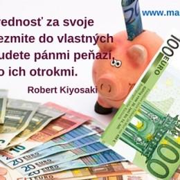 Naučte sa narábať s peniazmi