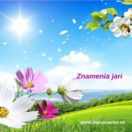 Znamenia jari